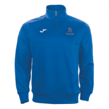 Ford FC Combi 1/4 Zip - Royal/White